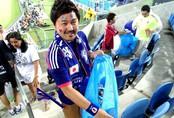 Hành động đẹp của CĐV Nhật Bản khiến thế giới phải nể phục ở World Cup 2018