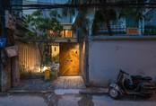 Ngôi nhà 30m² ở Tây Hồ, Hà Nội cho thấy: Khi hiện đại gặp xưa cũ sẽ tạo nên điều vô cùng kì diệu