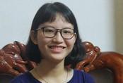 Nữ sinh bất ngờ khi biết tin đạt điểm Văn cao nhất nước