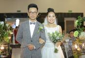 Á quân Vietnam Idol Hoàng Quyên hát tặng chồng trong ngày cưới