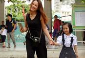 Gần một triệu học sinh Sài Gòn tựu trường