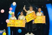 Bộ Giáo dục tặng bằng khen cho cả 4 thí sinh dự chung kết Olympia năm 2018
