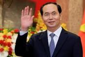 Cảm động thư chúc Tết Trung thu của Chủ tịch nước Trần Đại Quang