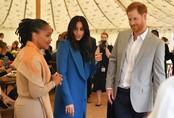 Hoàng tử Harry 'lép vế' trước hai mẹ con Meghan