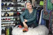 Ngắm tủ quần áo của stylist nổi tiếng khiến bạn ngỡ như mình bước chân nhầm vào cửa hàng thời trang