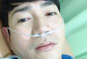 Ca sĩ Quách Thành Danh phải phẫu thuật vì bị khối u đại tràng