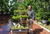 Cựu thợ điện kiếm tiền tỷ từ vườn cây cảnh