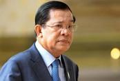 Thủ tướng Campuchia sang Việt Nam viếng Chủ tịch nước Trần Đại Quang