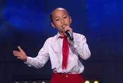 Cậu bé gốc Việt đeo khăn đỏ gây sốt tại Got Talent ThụyĐiển