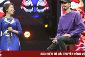 Đen Vâu trổ tài hát bội tại Đón Tết cùng VTV