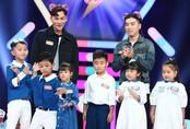 'Ông bố trẻ' Ngọc Trai khoe giọng hát khiến 'đàn con' cười nắc nẻ