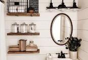Lưu trữ đồ dùng trong phòng tắm vừa gọn vừa sạch: Chuyện nhỏ nhưng không phải ai cũng nắm rõ