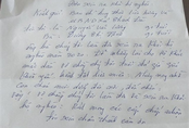 Vợ chồng 90 tuổi ở Hà Tĩnh viết đơn xin rút khỏi hộ nghèo