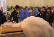 Xót xa đám cưới kiêm tang lễ của cô dâu ung thư