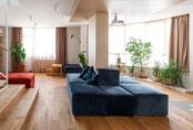 Ngôi nhà rộng tới 190m2 nhưng giao chủ tối đa hóa diện tích để dành chỗ cho trẻ chơi đùa