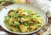 Tới mùa hoa bí, học ngay cách làm hai món ăn ngon tuyệt đỉnh chế biến cực dễ