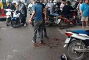 Hà Nội: Khống chế đối tượng dùng dao chém vợ trọng thương