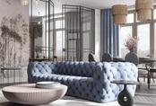 Gia chủ sử dụng toàn nội thất cao cấp để biến căn hộ 100 m2 của mình thành nơi đáng sống