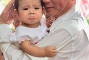 Trung úy công an tử vong khi truy bắt trộm: Nhói lòng cảnh con nhỏ mất cha