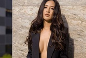 """Hình ảnh sexy tới nghẹn thở của HH Mai Phương Thúy khiến cô phải """"xin rút kinh nghiệm"""""""