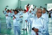 Giao lưu trực tuyến: Nâng cao kỹ năng dự phòng rủi ro bệnh tật cho người cao tuổi và gia đình