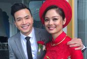 Cựu người mẫu Tuyết Ngọc lên xe hoa với chồng Việt kiều