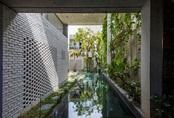 """""""Rừng cây nhiệt đới"""" trong lòng ngôi nhà ở Đà Nẵng"""