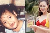 Ảnh thời thơ ấu ngộ nghĩnh của dàn người đẹp Hoa hậu Hoàn vũ 2019