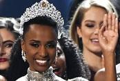 Tân Hoa hậu Hoàn vũ 2019 khiến người hâm mộ ngỡ ngàng bởi nhan sắc lạ