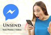 Cách thu hồi tin nhắn, ảnh hoặc video đã gửi trên messenger