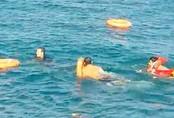 Một Việt kiều Mỹ được cứu sống khi nhảy từ tàu cao tốc xuống biển
