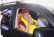 Đức Gyalwang Drukpa đến Việt Nam, chủ trì đại pháp hội cầu an ở Tây Thiên