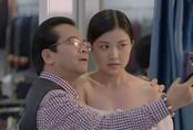 Diễn viên Lương Thanh chia sẻ về cảnh nóng với NSND Trần Nhượng