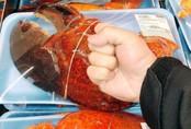 Chiếc càng tôm hùm khổng lồ: Giá 1 triệu cả nhà ăn đủ