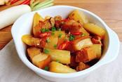 Thịt kho củ cải ngon đậm đà với cách làm đơn giản