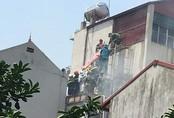 Hai người chết trong vụ cháy quán cà phê ở Hà Nội