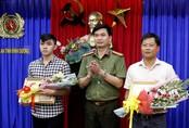 Vụ 2 thi thể bị đổ bê tông: 3 người dân giúp công an phá vụ được thưởng