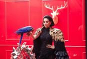"""Lộ hình ảnh sắc sảo uy quyền và bộ váy gây choáng của Thu Minh trong dự án """"kinh khủng nhất từ trước tới nay"""""""