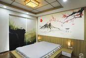 Căn hộ 82m² tinh tế và tĩnh tại mang phong cách Nhật Bản tại Hà Nội