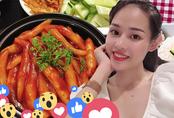Đổi món với công thức bánh gạo Hàn Quốc dẻo thơm đậm vị của mẹ 9X xinh như Hot Girl