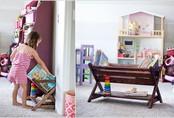 Lấy cảm hứng từ chất liệu gỗ, bạn có thể làm được vô số vật dụng hữu ích cho phòng của con