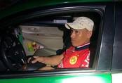 Phê ma túy cướp taxi ở Bình Dương