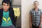 """Bắt gọn nhóm trộm chuyên """"tác nghiệp"""" trước cửa ngân hàng tại Hà Nội"""