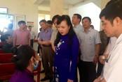 Bệnh viện Đa khoa tỉnh Hà Tĩnh khai trương hệ thống chụp mạch số hoá nền