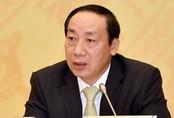 Cách chức vụ Đảng của nguyên Thứ trưởng Nguyễn Hồng Trường