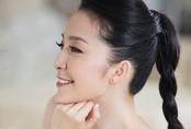 Kiểu tóc buộc vội mà đẹp mê ly dành cho chị em công sở thiếu thời gian