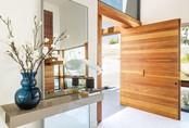 Lại thêm một ngôi nhà vô cùng ấm cúng với sự xuất hiện của gỗ và đá ở mọi nơi đáng để bạn tham khảo