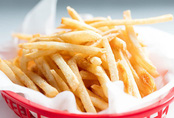 Mẹo rán khoai tây giòn ngon chẳng kém ngoài hàng