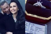 Chân dung chồng doanh nhân giàu có vừa tặng nhẫn kim cương 5 tỷ cho người đẹp Diễm My