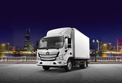 Foton M4 – xe tải cao cấp thế hệ mới của liên doanh Daimler - Foton